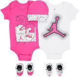 Nike Girls' Infant Jordan Halftone 23 5-Piece Set