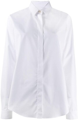 Saint Laurent Classic Cotton Shirt