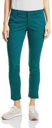 Street One Women's 371246 Chino Trousers