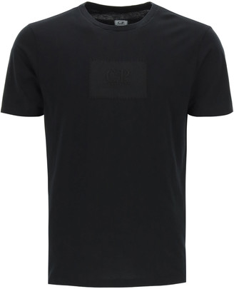 C.P. Company T-shirt With Logo Label