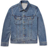 A.P.C. Denim Jacket - Mid denim