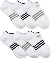 adidas 6-pk. Superlite No-Show Socks