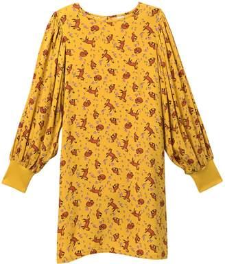 Harper Canyon Printed Fairground Dress (Big Girls)