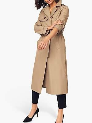 Oasis Marina Mac Coat, Mid Neutral