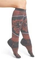 Wigwam Women's Snow Kraken Knee High Socks