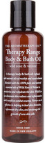 The Aromatherapy Co. Therapy Body Oil 150ml - Rose & Vetiver