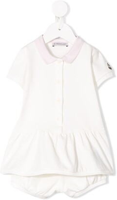 Moncler Enfant Dress And Shorts Set