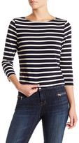 J Brand Marina Long Sleeve Tee