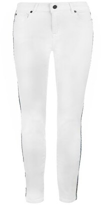 IVY Copenhagen Daria Taped Stretch Skinny Jeans