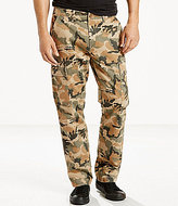Levi's 541 Athletic-Fit Twill Camo-Print Cargo Pants
