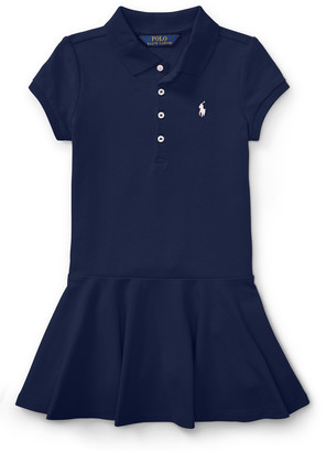 Ralph Lauren Short-Sleeve Polo Dress