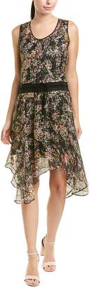 Love Sam Casing Mini Dress