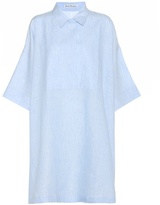 Acne Studios Sena cotton shirt dress