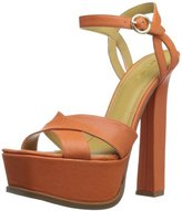 Nine West Women's Magnetic Platform Sandal