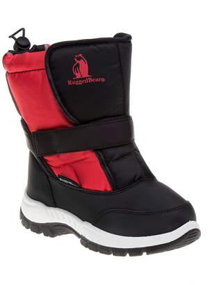 Rugged Bear Toddler Boys Snow Boots