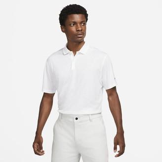 Nike Men's Printed Golf Polo Dri-FIT Victory