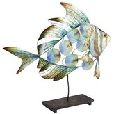 Pier 1 Imports Capiz Fish On Stand