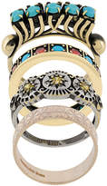 Iosselliani Elegua set of rings