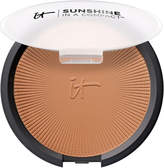 It Cosmetics Sunshine In A Compact Vitality Anti-Aging Matte Bronzer