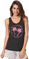 Billabong Electric Love Womens Tank Grey