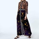 SuperStar Willow & Wolf Marlborough - Hayley Menzies Struck Shirt Dress - X Small