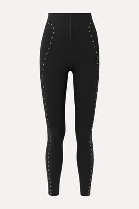 Nike Studded Dri-fit Leggings - Black