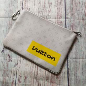 Louis Vuitton Grey Cloth Small bags, wallets & cases