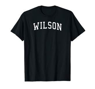Wilson Last Name Shirts T-shirt   Last Name T-Shirt