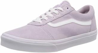 Vans Girls' Ward Suede Low-Top Sneakers