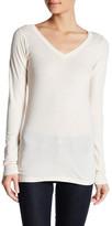 LAmade Long Sleeve V-Neck Shirt