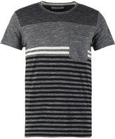 Esprit Rain Slim Fit Print Tshirt Medium Grey
