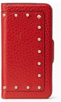 Kate Spade Embellished Iphone 7/8 & 7/8 Plus Case - Red