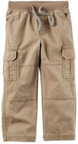 Carter's Baby Boy Cargo Canvas Pants