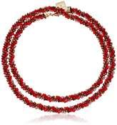 """Anne Klein Gold-Tone Strand Necklace, 45"""""""