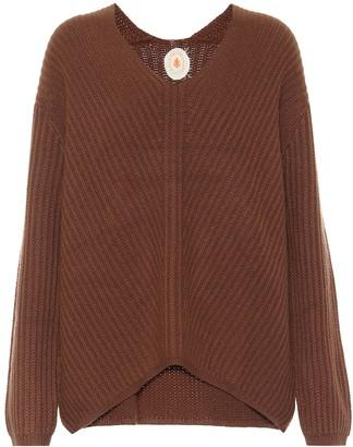 Jardin Des Orangers Oversized cashmere sweater
