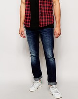 Voi Jeans Skinny Jean Mid Wash