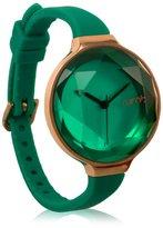 RumbaTime Women's Orchard Gem Emerald Stylish Analog Watch