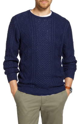 1901 Fisherman Crewneck Sweater