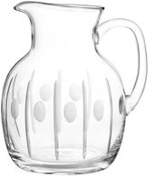 JCPenney QUALIA GLASS Qualia Gulfstream Pitcher