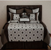 Grayson Options:32TM 8-pc. Reversible Comforter Set