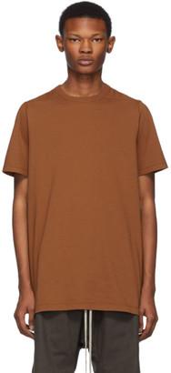 Rick Owens Tan Level T-Shirt