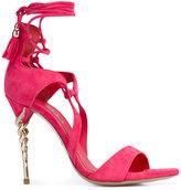 Le Silla spiral heel sandals