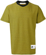 Golden Goose Deluxe Brand striped T-shirt - men - Cotton - S