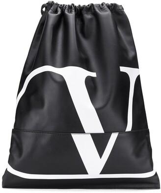Valentino VLOGO backpack