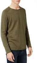 Topman Men's Slim Fit Crewneck Sweater