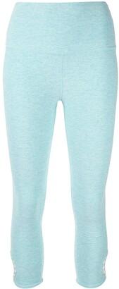 Beyond Yoga Spacedye Blanket leggings