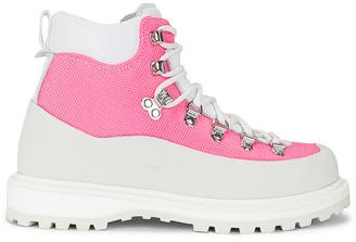 Diemme Roccia Vet Boot in Pink Fabric | FWRD
