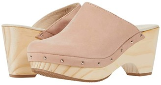 Cordani Zorba (Blush Nubuck) Women's Clog Shoes