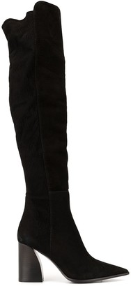 Premiata over-the-knee boots