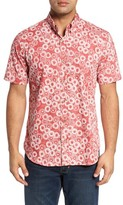 Reyn Spooner Men's Opihi Rock Regular Fit Print Sport Shirt